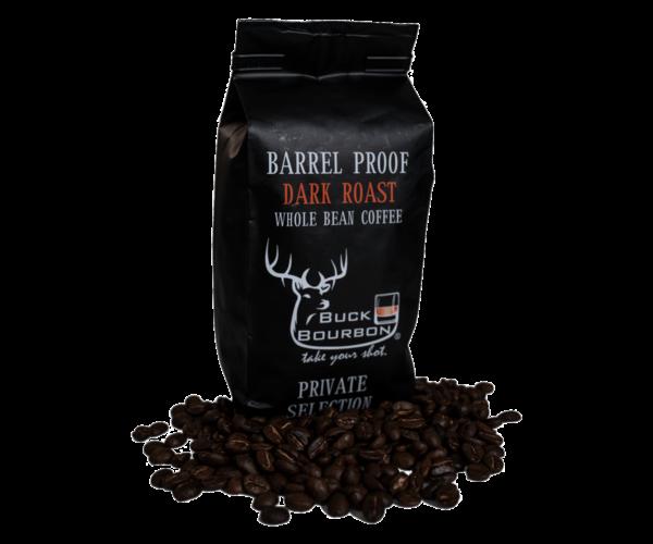 Barrel Proof Dark Roast Whole Bean Coffee